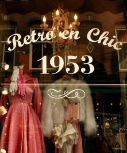 Retro chic shopping in Amsterdam