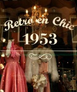 Retro chic shopping in Amsterdam