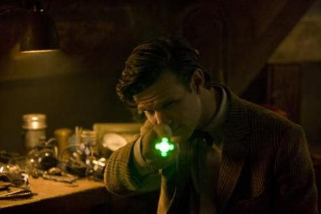 "Review #3201: Doctor Who 2011 Christmas Special: ""The Doctor, The Widow, and the Wardrobe"""
