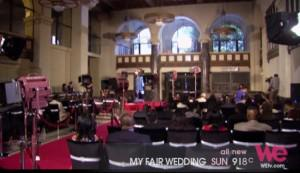 "Become a Top Wedding Planner – ""Old Hollywood Glamour"" Themed Wedding Ideas from ""My Fair Wedding"""