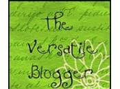 Random Things About Versatile Blogger Award