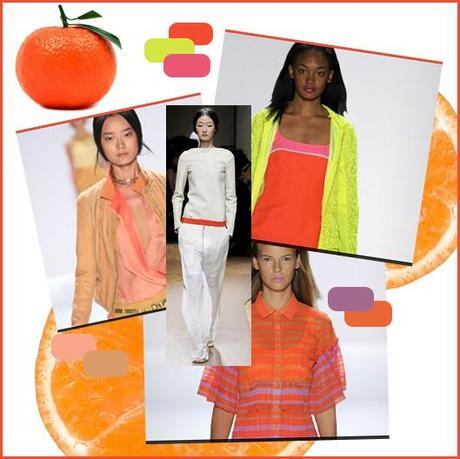 Color of the year: tangerine tango