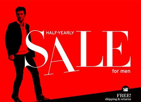 MEN'S HALF-YEARLY SALE