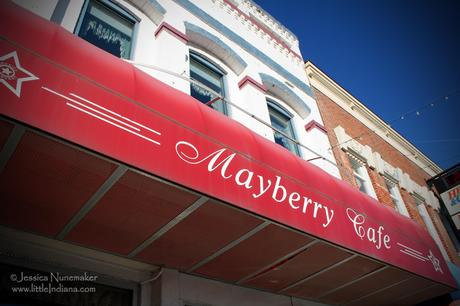 Mayberry Cafe: Danville, Indiana