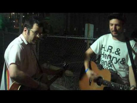 Download: Frank Turner & Jon Snodgrass- Happy New Year