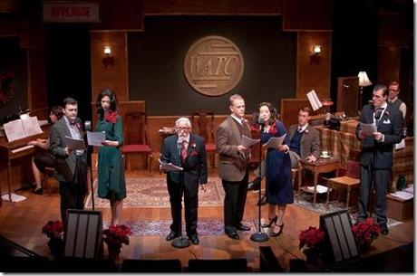 Review: It's A Wonderful Life: The Radio Play (American Theater Company)