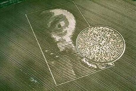#42 Crop circle from the UK