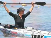 Freya Hoffmeister Paddles Around Cape Horn