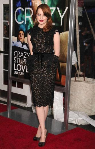 LBD Emma StoneThe Best of the LBDs in 2011