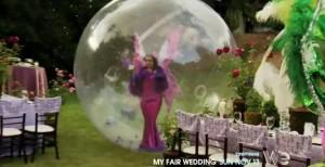 """Become a Top Wedding Planner – Learn from the Dragonfly Themed Wedding On """"My Fair Wedding"""""""