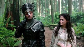 "Review #3186: Once Upon a Time 1.7: ""The Heart is a Lonely Hunter"""