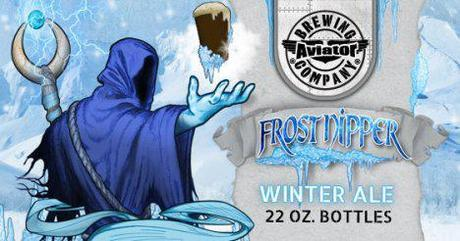 Beer Review – Aviator Brewing Company's Frostnipper Winter Ale