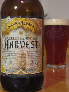 Beer Review – Sierra Nevada Southern Hemisphere
