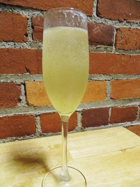 New Years Eve 2011: French 75