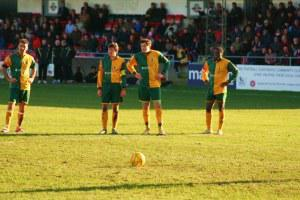 Lewes stung by the last gasp Hornets