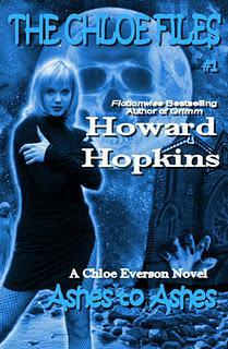 TeaserTrain Thursday - Howard Hopkin's The Chloe Files #1: Ashes to Ashes