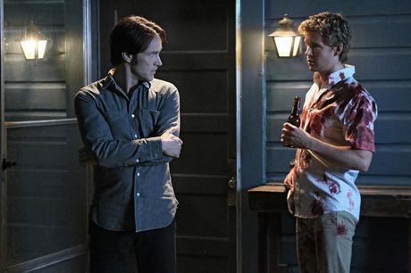 Photos from deleted True Blood Season 3 scene