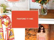 Wedding Trend Alert: Tangerine