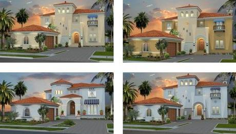 3D Real Estate Renderings