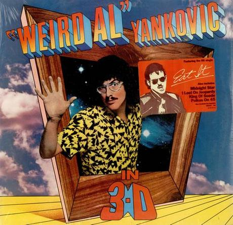 My First Album - Weird Al Yankovic - In 3-D