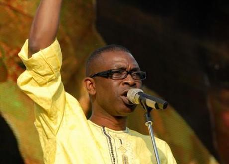 Pop star turned President? Singer Youssou N'Dour runs for election in Senegal