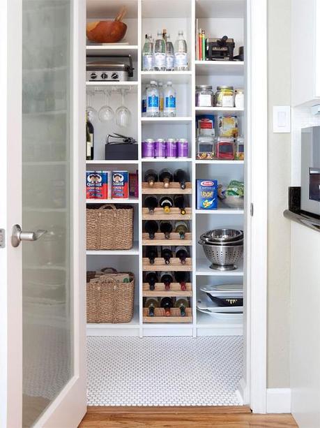 Kitchen organization paperblog - Ikea rangement cellier ...