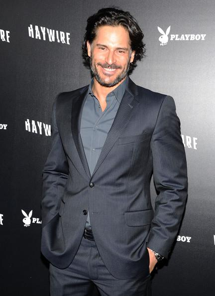 "Joe Manganiello at the premiere of Relativity Media's ""Haywire"""