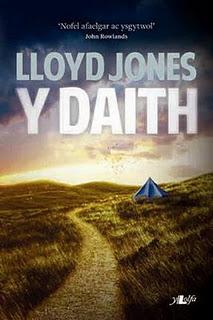 front cover detail, y daith by lloyd jones