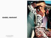 Arizona Muse Smiles Isabel Marant