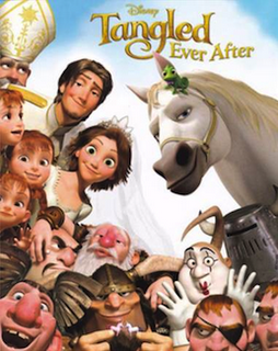 TANGLED EVER AFTER Short Film Premieres on Beauty and the Beast in 3D