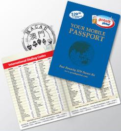 Prepaid Plans Gotalk Global Travel Sim