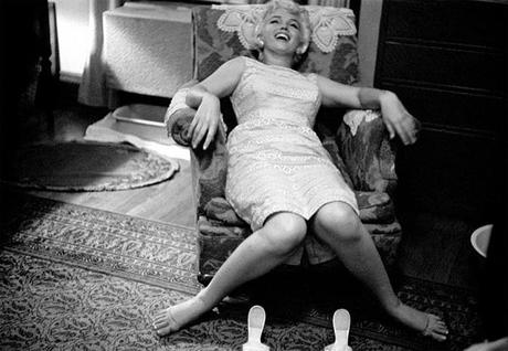 Eve Arnolds 1955 Photo Of Marilyn >> Eve Arnold Photographer Remembered Paperblog