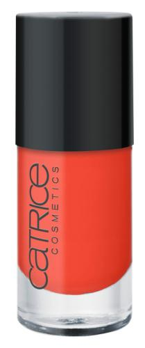 CATRICE NAIL POLISH FRED SAID RED