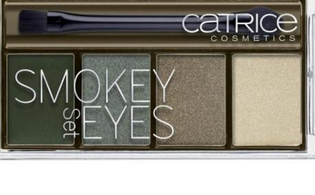 Catrice Smokey Eyes Set Love, Peas & Harmony