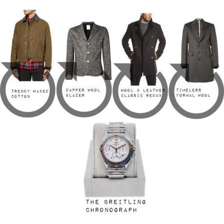 Masculine Monday: January's Coat Sales