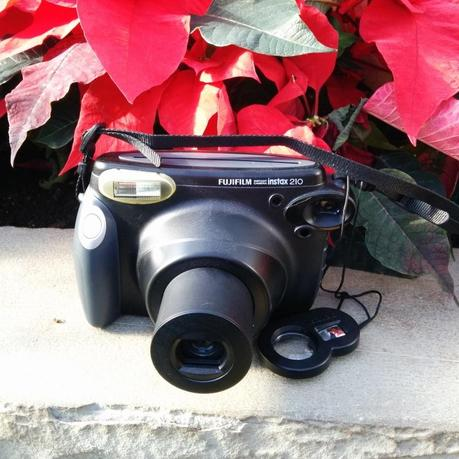 Instax 210 Camera © 2014 Patty Hankins