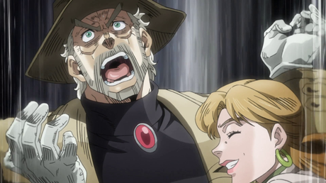 [HorribleSubs] JoJo's Bizarre Adventure - Stardust Crusaders - 01 [1080p].mkv_20140405_162310.218