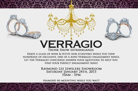Verragio Trunk Show