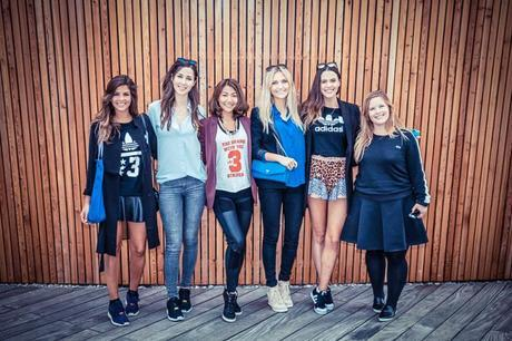 Fitness On Toast Faya Girl Blog Healthy Workout Exercise Fashion OOTD Adidas Blogger Styling session ss15-24