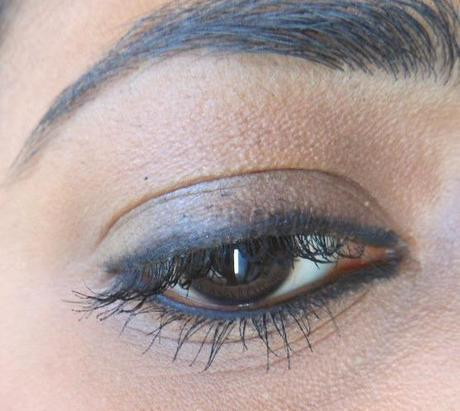 Chambor Stay-On Waterproof Eyeliner Pencil Forever Black : Review, Swatch, EOTD
