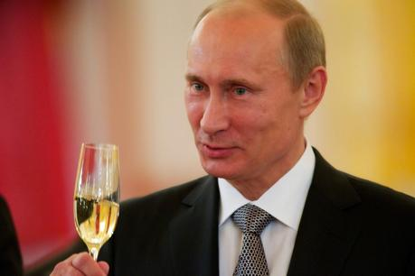 Vladimir Putin's New Year's Message To Obama