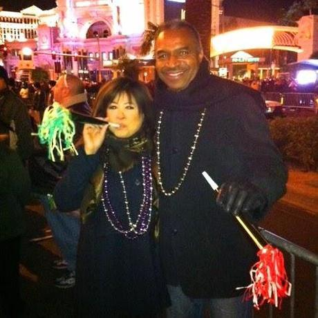 See How Dallas Celebrities Spent New Years Eve