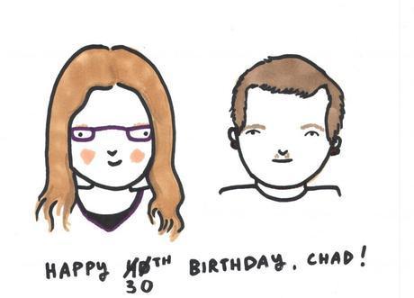 Happy Birthday Chad!