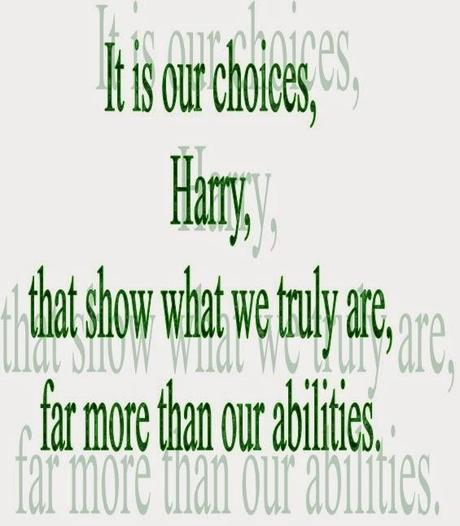 Harry Potter and The Chamber Of Secret - My Favourite Lines