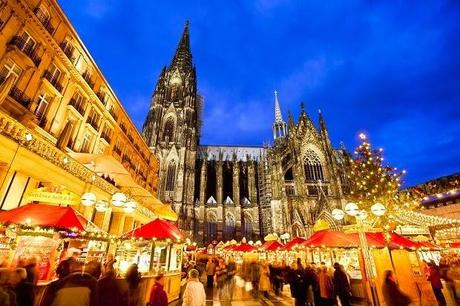 Christmas in Cologne, Germany.