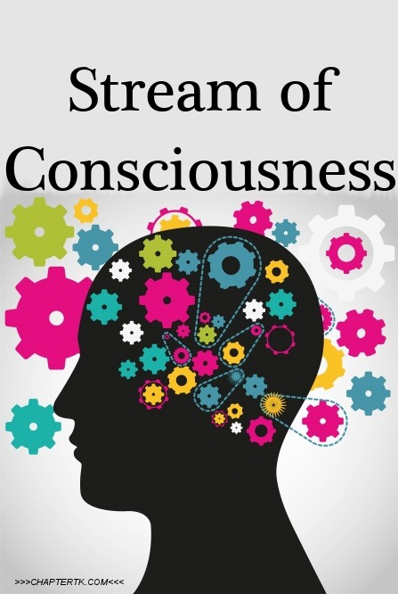 stream of consciousness essays Definition stream of consciousness is a narrative device that attempts to give the written equivalent of the character's thought processes, either in a loose.