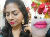 L'Oreal Infallible Rouge Lipstick Forever Fuchsia Review, Swatch, FOTD, LOTD