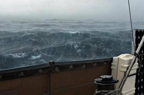 seas between penang and langkawi