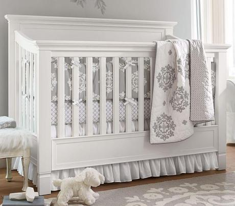 Surprise Woodland Baby Nursery Transformation Inspired By