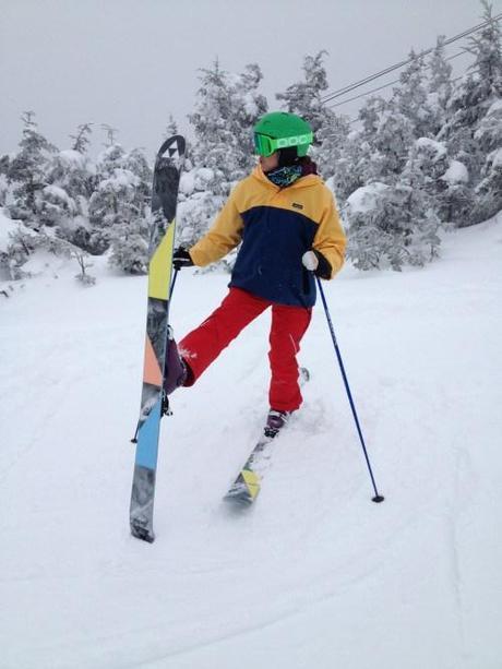 High 5 Foundation Ski A Thon Fisher Skis
